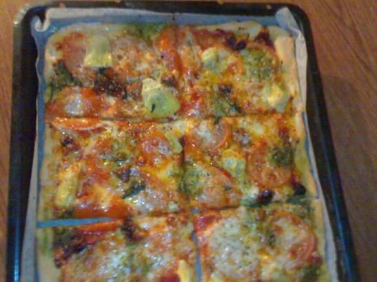 Italialainen pizza 1