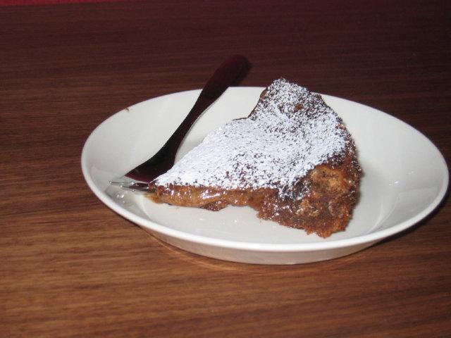 Mud cake- suklaakakku