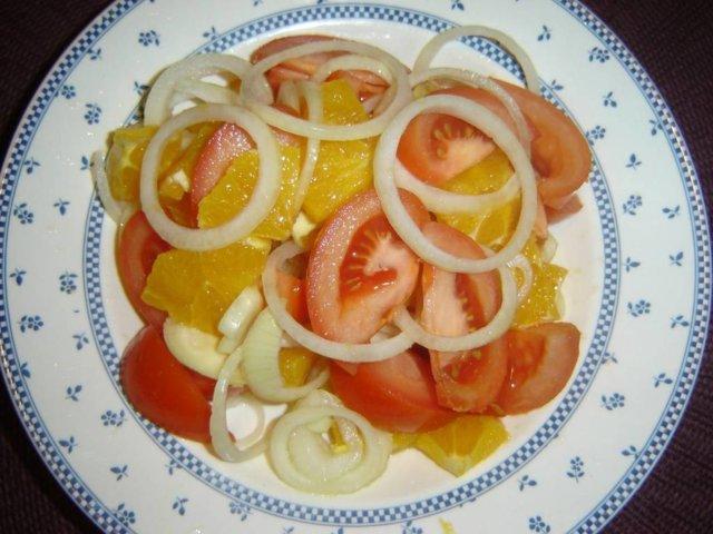 Pirteä salaatti 1