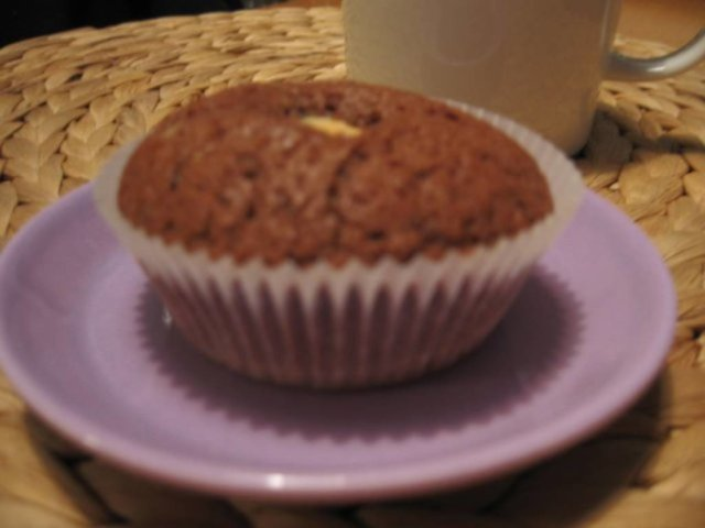 Suklaiset muffinssit 1