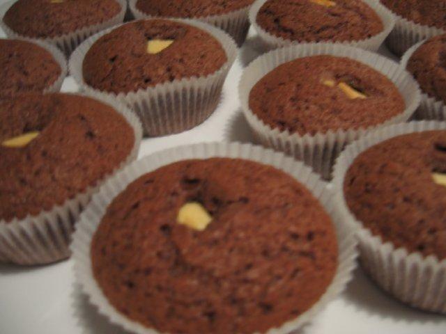 Suklaiset muffinssit 2