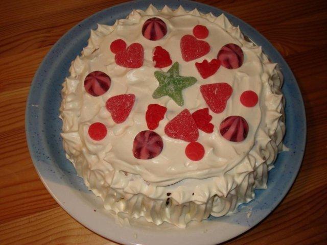 Ystävänpäivän kakku 1