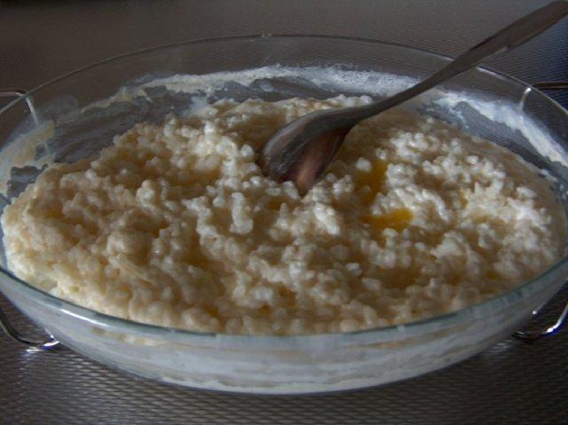 Riisipuuro mikrossa 27.2.07 2