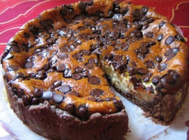 Suklainen appelsiini-tuorejuustokakku (pieni) 1