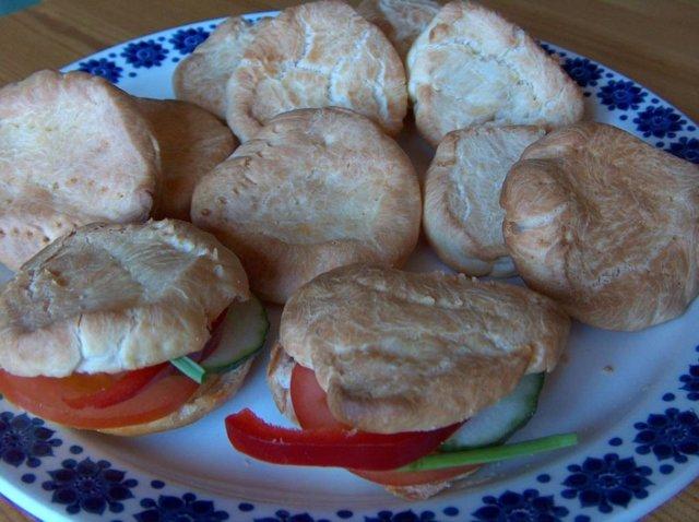 Reseptikuva: Gluteenittomat leipäset 15.3.07 1