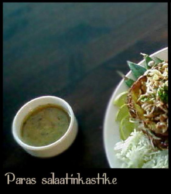 paras salaatinkastike