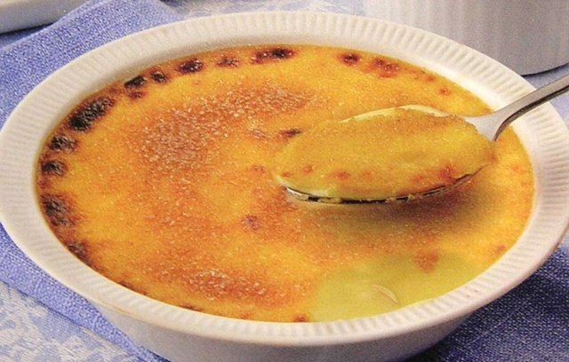 Crème brùlée 1