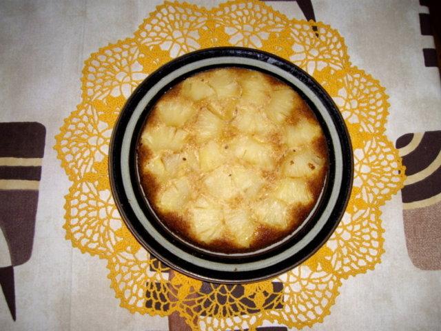 Reseptikuva: Ananaskeikauskakku, kevyempi versio 1