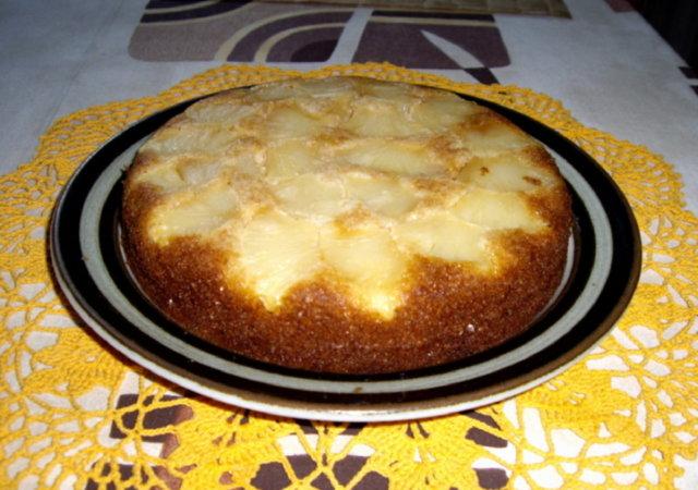 Reseptikuva: Ananaskeikauskakku, kevyempi versio 2