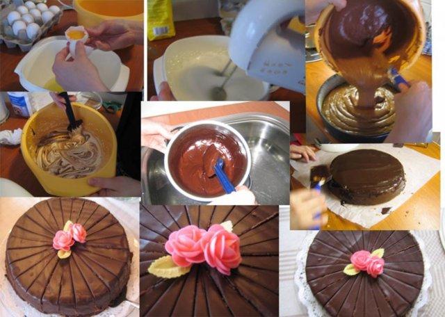 Suklaakakku 1