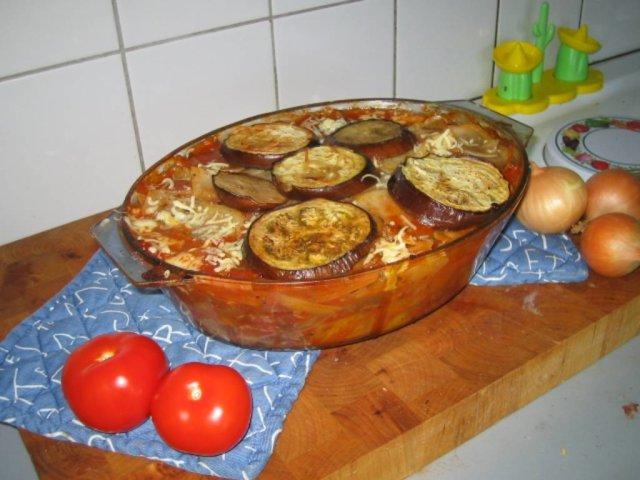 Jauheliha-perunavuoka