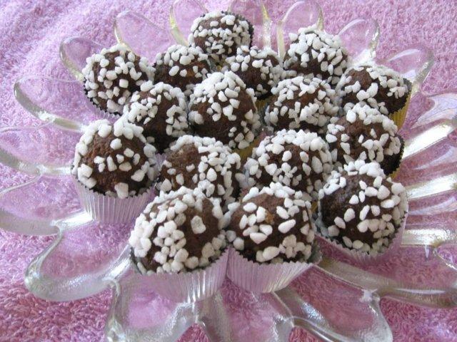 Reseptikuva: Turkkilaiset suklaabataattileivokset 1