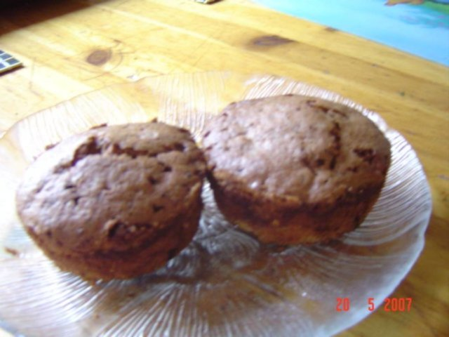 Reseptikuva: Marian muffinsit 1
