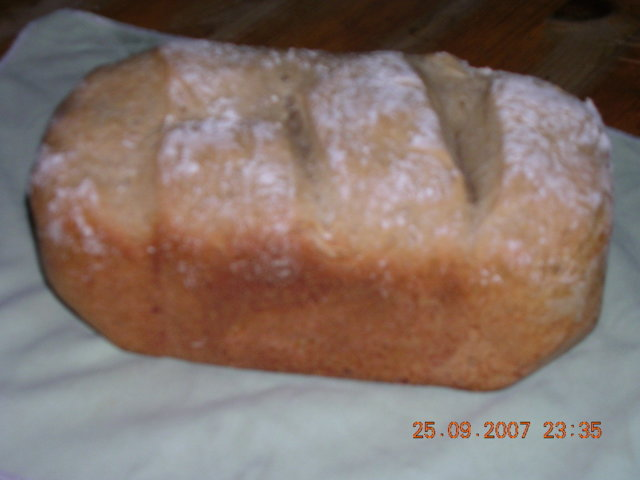 Reseptikuva: Hapatettu hiivaleipä (2kpl) 1