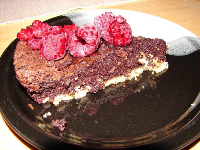 Reseptikuva: mahtava suklaakakku 1