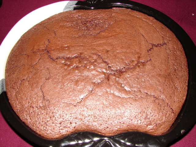 Reseptikuva: mahtava suklaakakku 2