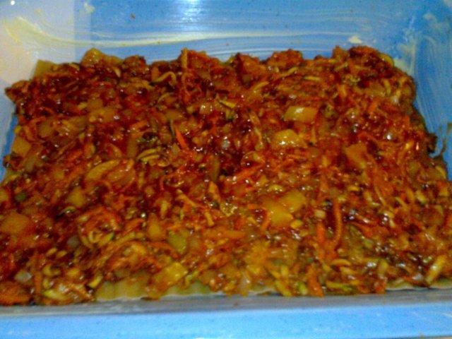 Reseptikuva: Lihaton lasagne 2