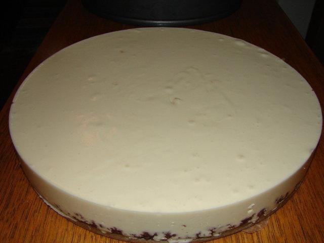 Sitruuna-juusto kakku