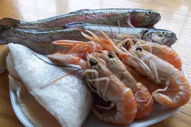 Kala-äyriäispata 2