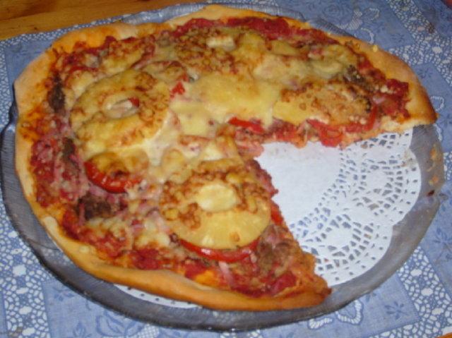 paras pitsa