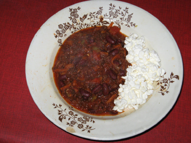 Reseptikuva: Chili sin carne 1