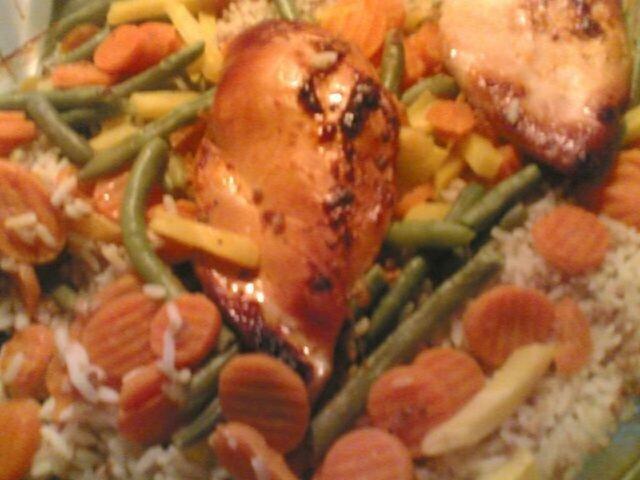 Kana-riisivuoka