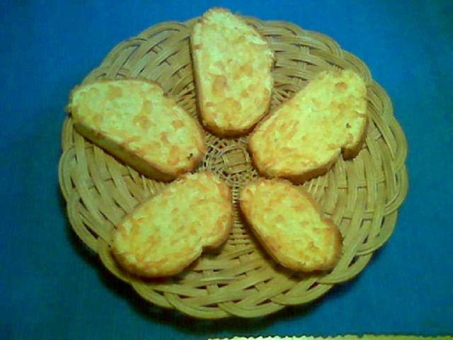 Valkosipulileivät
