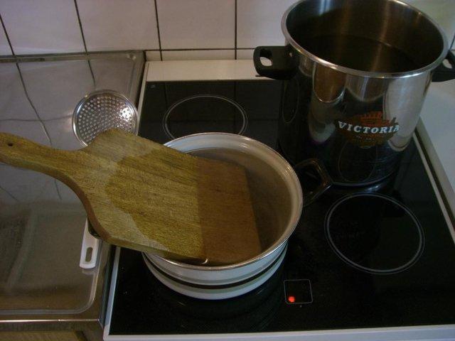 Spätzle / Pastaa 3