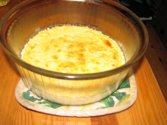 Uunijuusto (maitojauheesta) 1