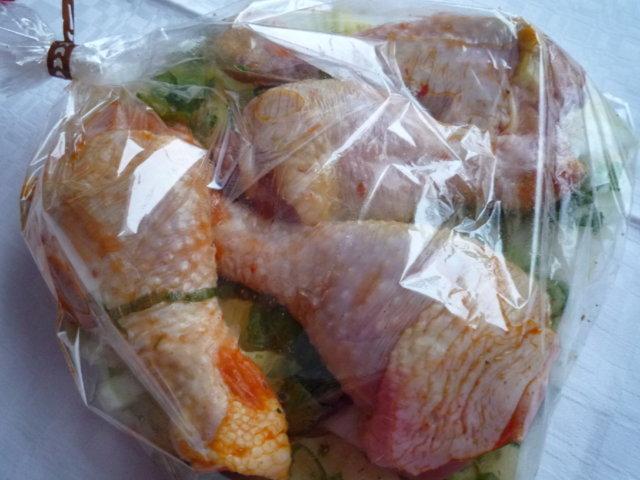 Reseptikuva: Kanankoipia paistospussissa 2