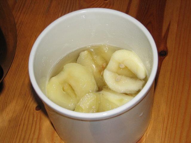 Reseptikuva: Kartanon omenat ja Mokkakerma 2