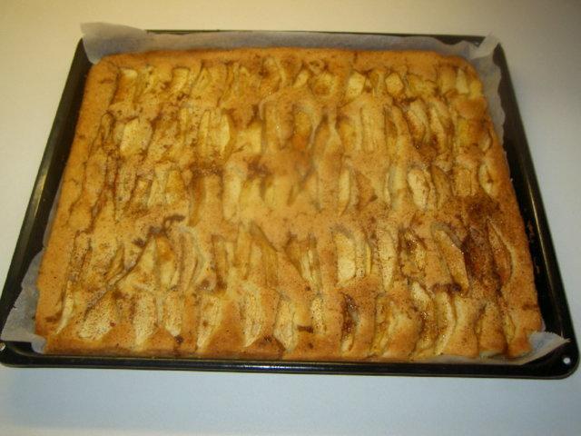 Reseptikuva: Omenapiirakka mummon tyyliin 1
