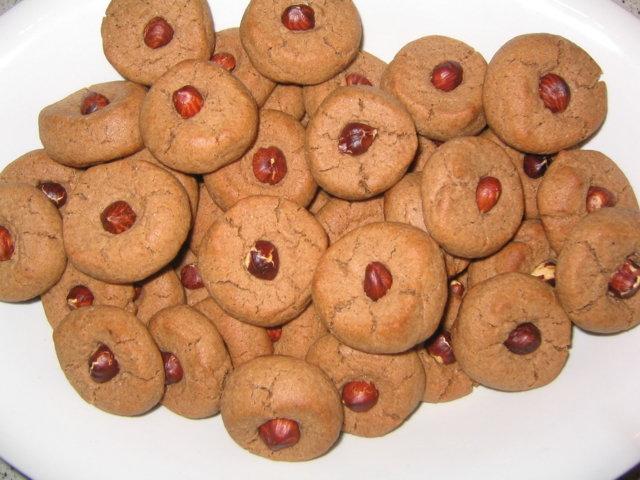 Piparpähkinät