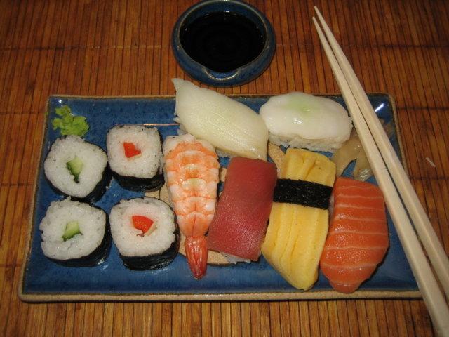 Reseptikuva: Sushi 1