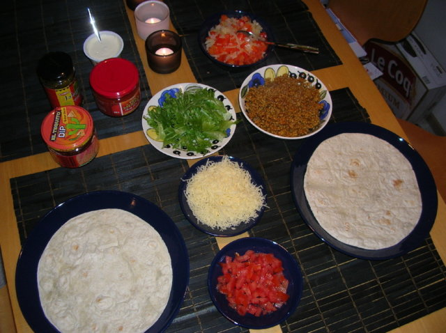 Suussa sulavat tortillat 1