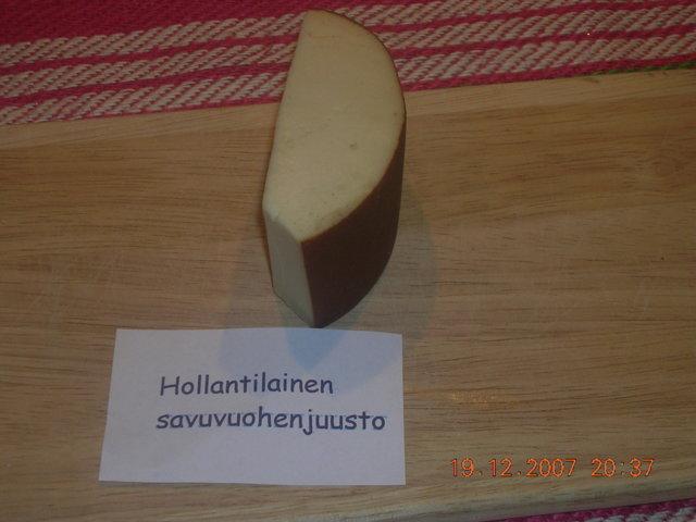 Reseptikuva: Hollantilainen Savuvuohenjuusto 1