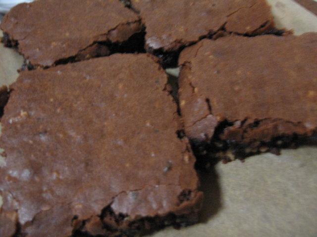 Reseptikuva: Brownies 1