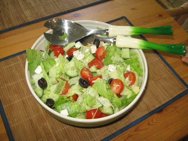 Fetasalaatti (3 L kulho) 1