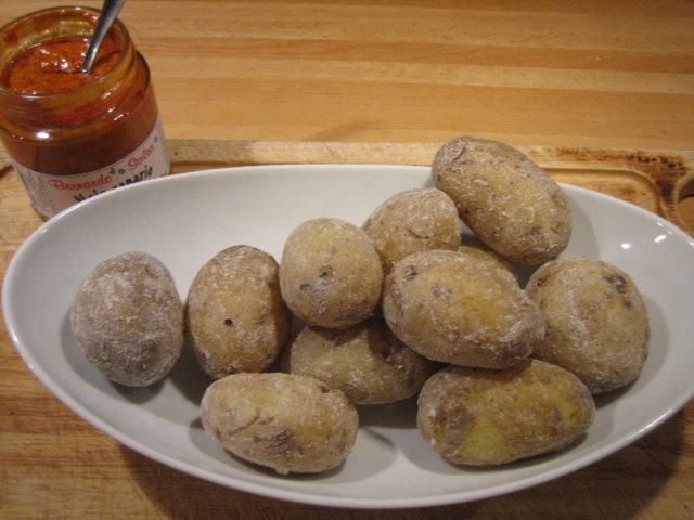 Reseptikuva: Kanarialaiset ryppyperunat eli papas arrugadas 1