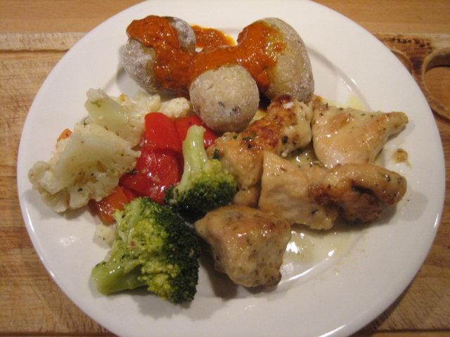 Reseptikuva: Kanarialaiset ryppyperunat eli papas arrugadas 2
