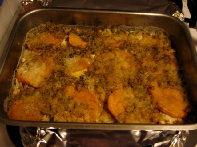 Kalkkuna-riisivuoka