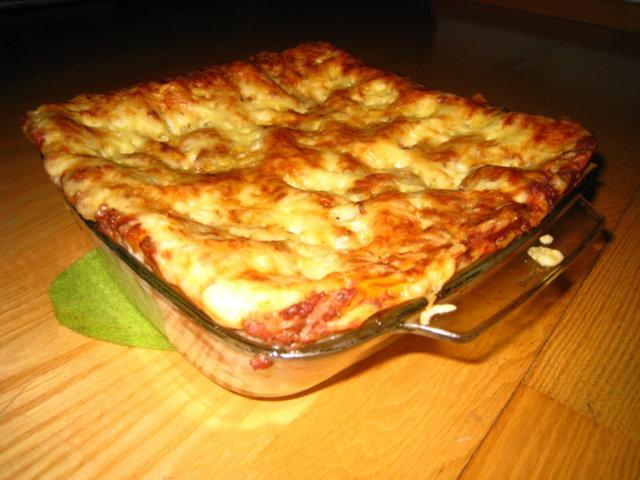 Paras soija lasagne 1