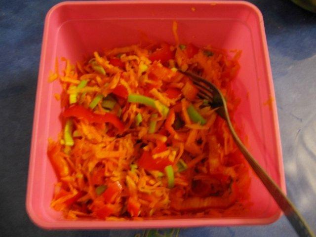 Reseptikuva: Suloinen salaatti 1