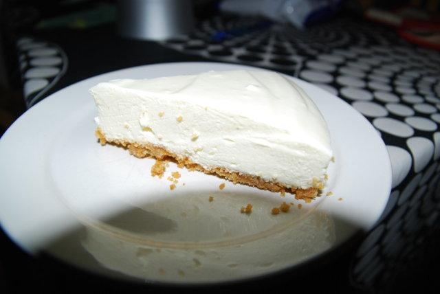 perinteinen juustokakku 2