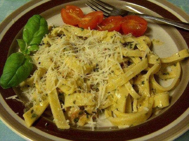 4-juuston pasta-ateria 27.1.08 1