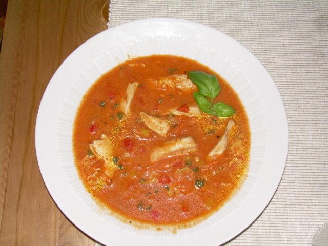 Tomaattinen kanapata 1