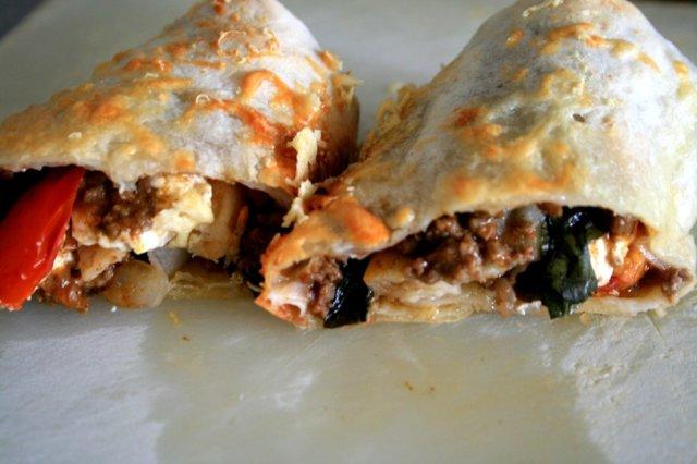 Metsänvartijan Burrito