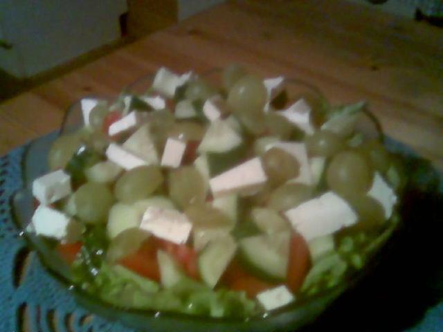 Reseptikuva: Salaatti 1. 1