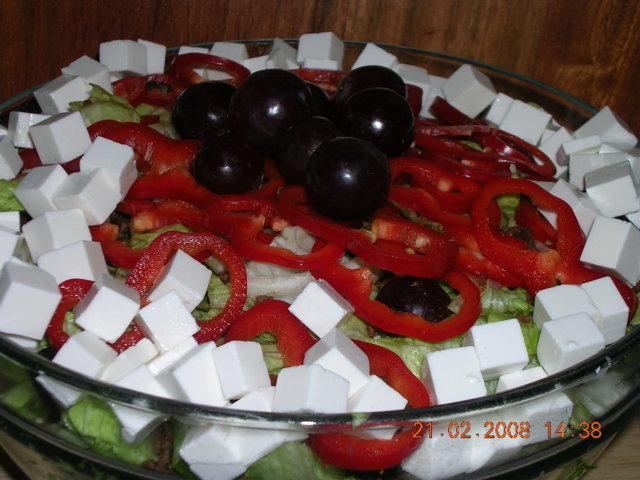 Texmex salaatti 1