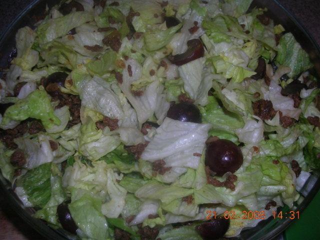 Texmex salaatti 3